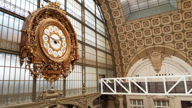 Beauty inside the Orsay