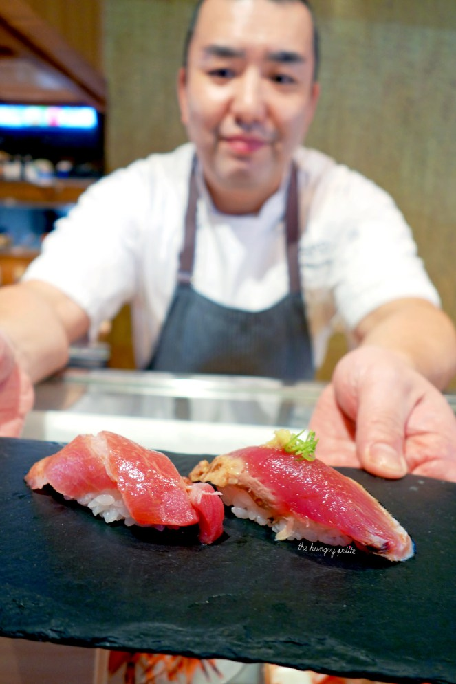 """Chef Manabu """"Hori"""" Horiuchi"""