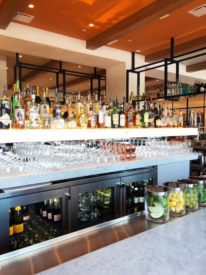Fig & Olive pristine bar