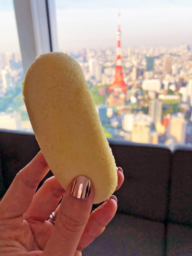 Another Tokyo Banana view