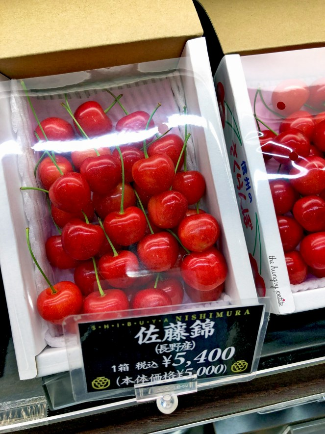 I wanted to try these so badly, but not for $50. If you go to Japan and try these, let me know if I missed out.