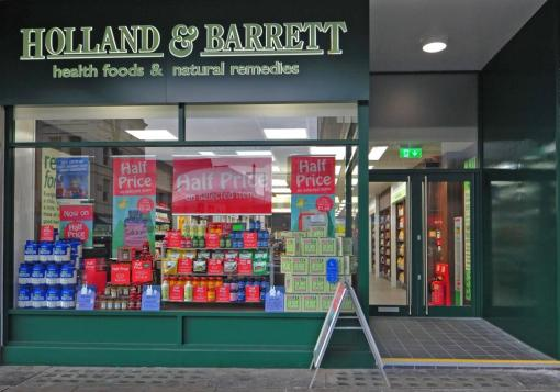 Holland and Barrett – Multiple Sites