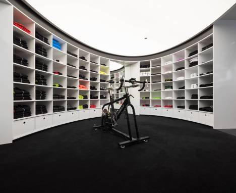 ASSOS – UK Flagship Boutique