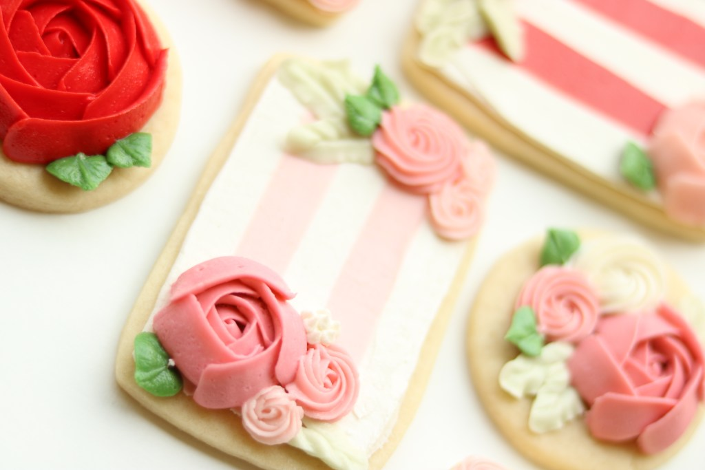 smooth buttercream frosted sugar cookie the hutch oven