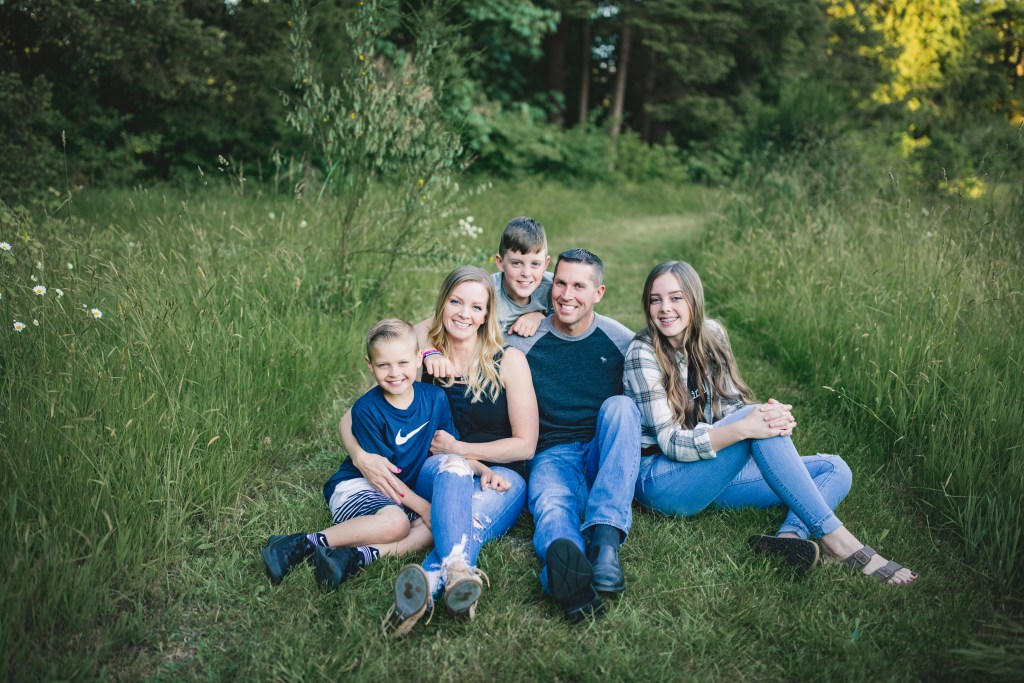 Summer Family Pictures