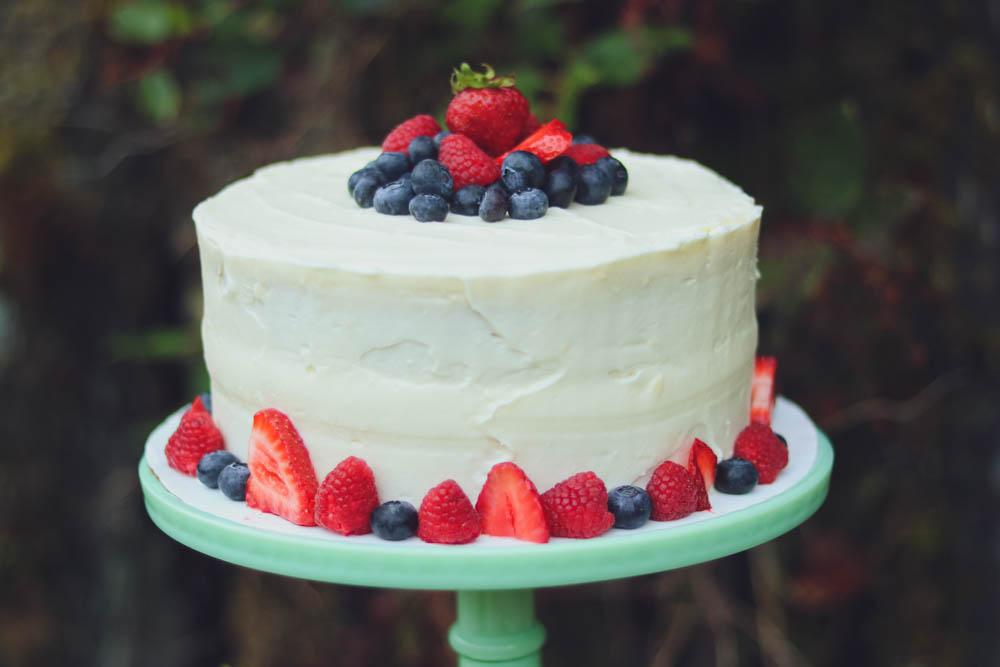 Chantilly Cream Frosting Recipe