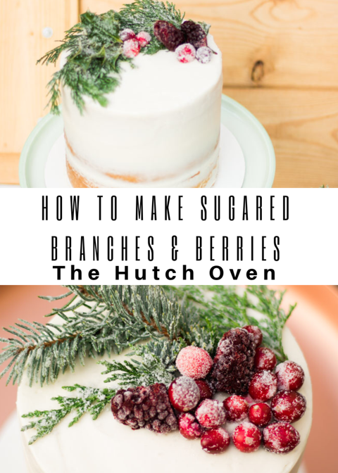 how to sugar cranberries the hutch oven