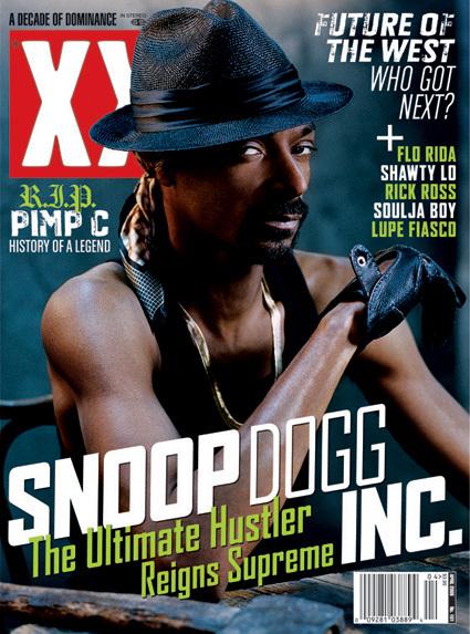 Snoop Dogg - XXL Magazine