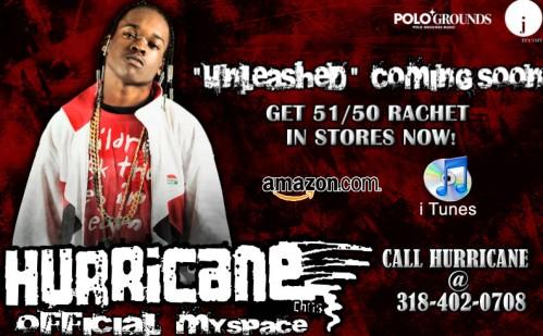 hurricane-chris-myspace-unleashed