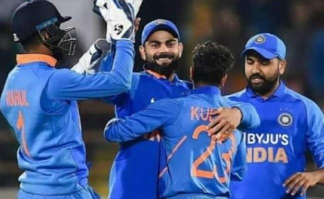 India Vs Australia 3rd Odi India Won The Series The