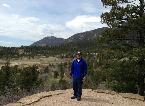 Colorado Springs, Colorado May 2013 change careers blog post