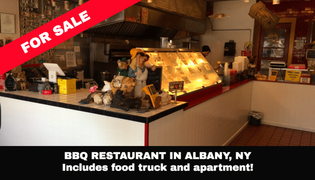 restaurant food truck apartment for sale Albany NY commercial real estate phrases