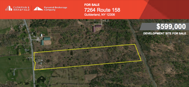 7264 ROUTE 158, GUILDERLAND, NY - AVAILABLE LAND FOR SALE Law of Attraction