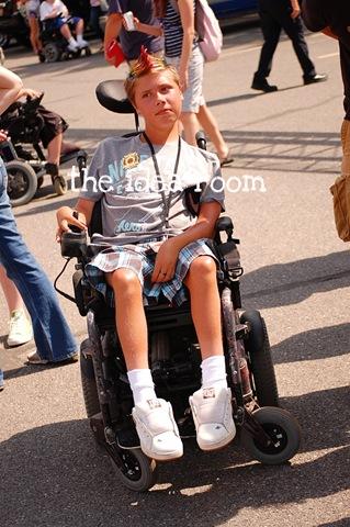 Teaching kids about Disabilities
