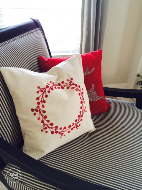 Pillow Red And Brown Throw Pillows