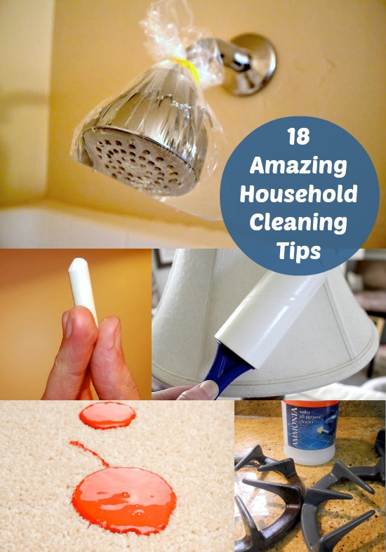 25 Of The Best Cleaning Tips The Idea Room