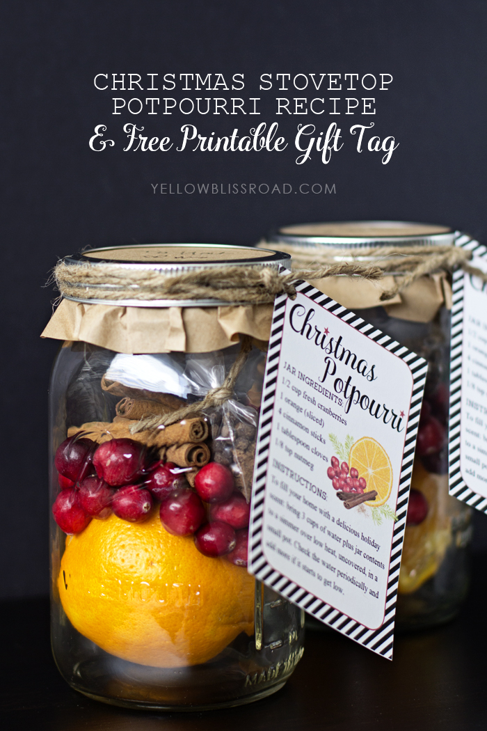 Diy Neighbor Christmas Gifts