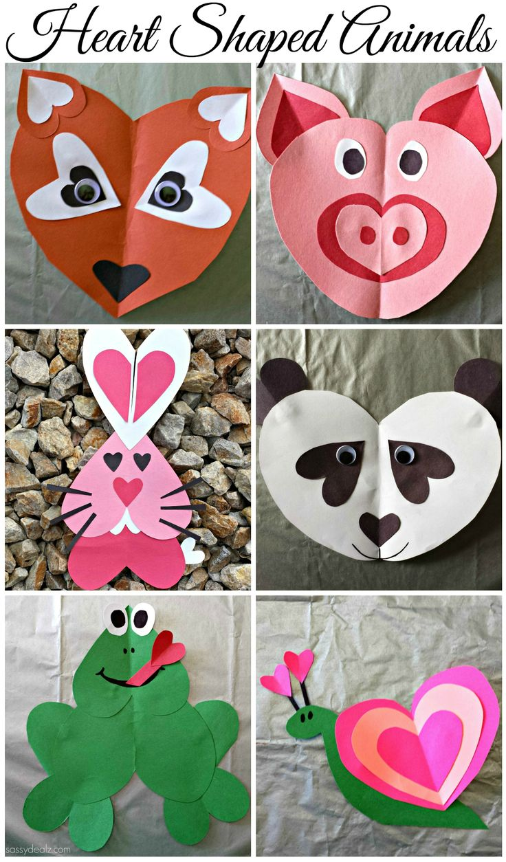 Valentines Day Crafts The Idea Room