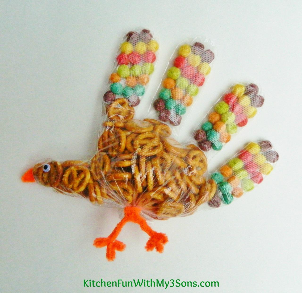 Thanksgiving Treats For Kids