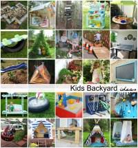 DIY Backyard Ideas for Kids