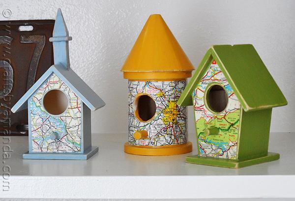 DIY Birdhouse Ideas The Idea Room