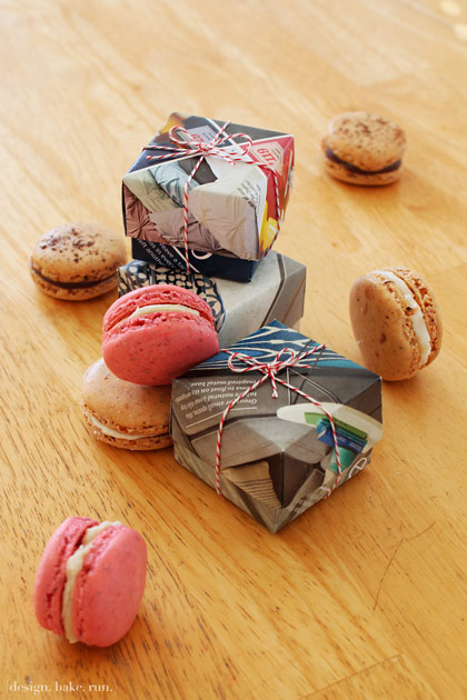 Creative Ways to Package Holiday Desserts  The Idea Room
