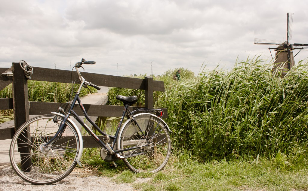 Cycling in Kinderdijk, Rotterdam Wellness Travel Guide