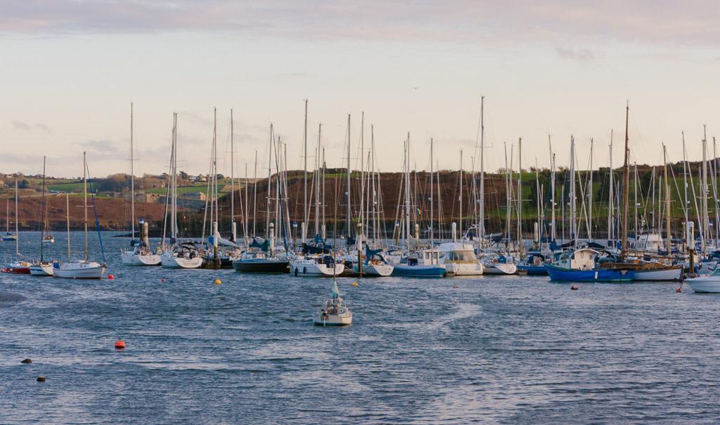 Kinsale, wild atlantic way, cork