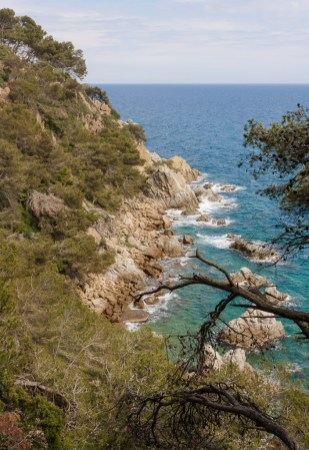 outdoor things to do in lloret de mar