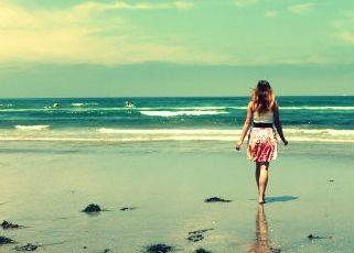 San Diego beaches, happy place