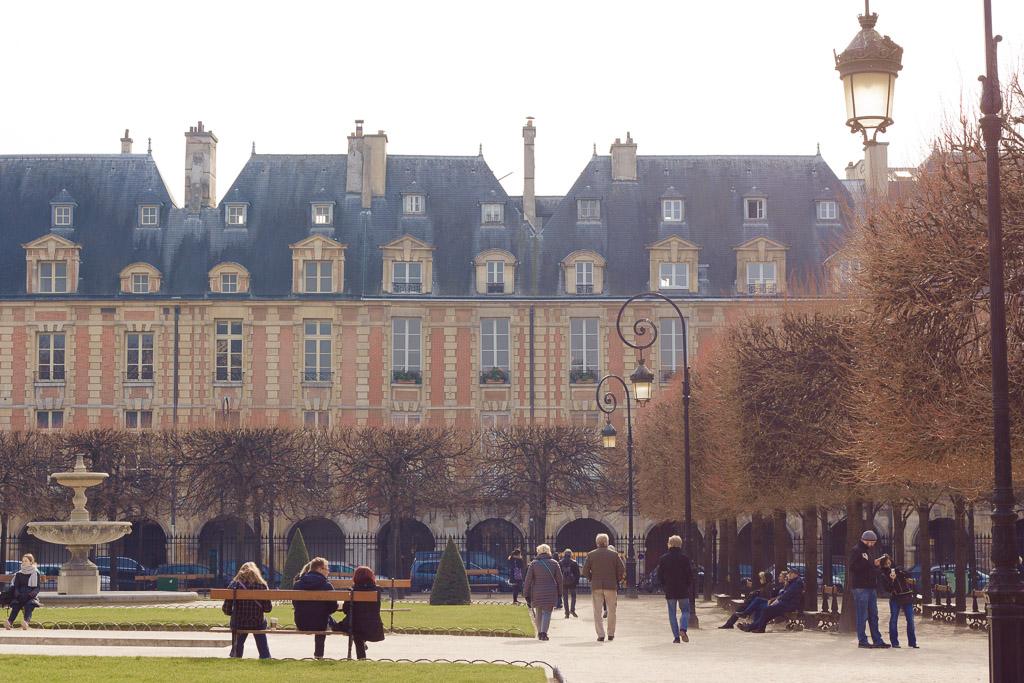 Marais in the Paris Wellness Travel Guide