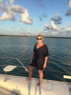 Sailing in the Bahamas