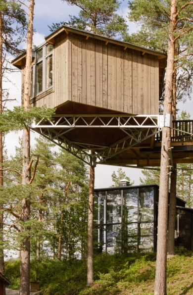 Granö Beckasin, wellness travel in Northern Sweden