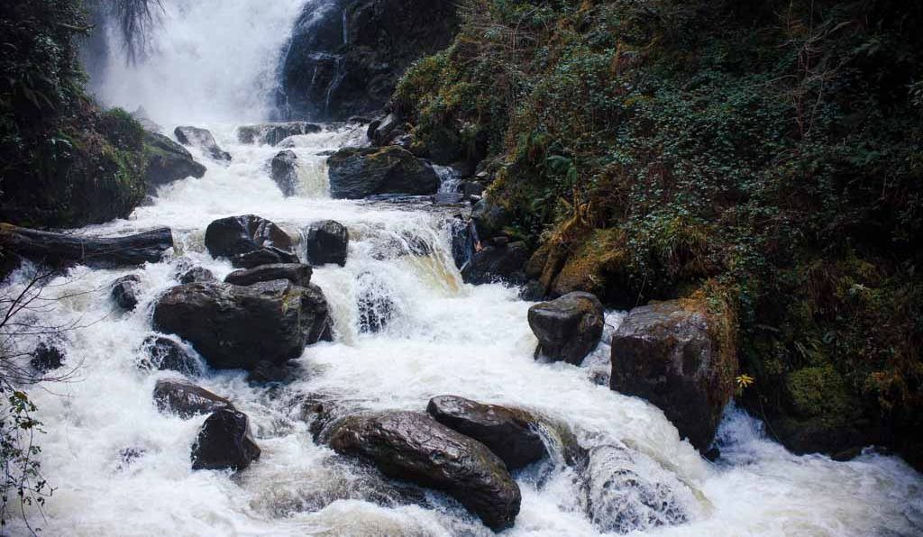 Killarney National Park - Torc Waterfall
