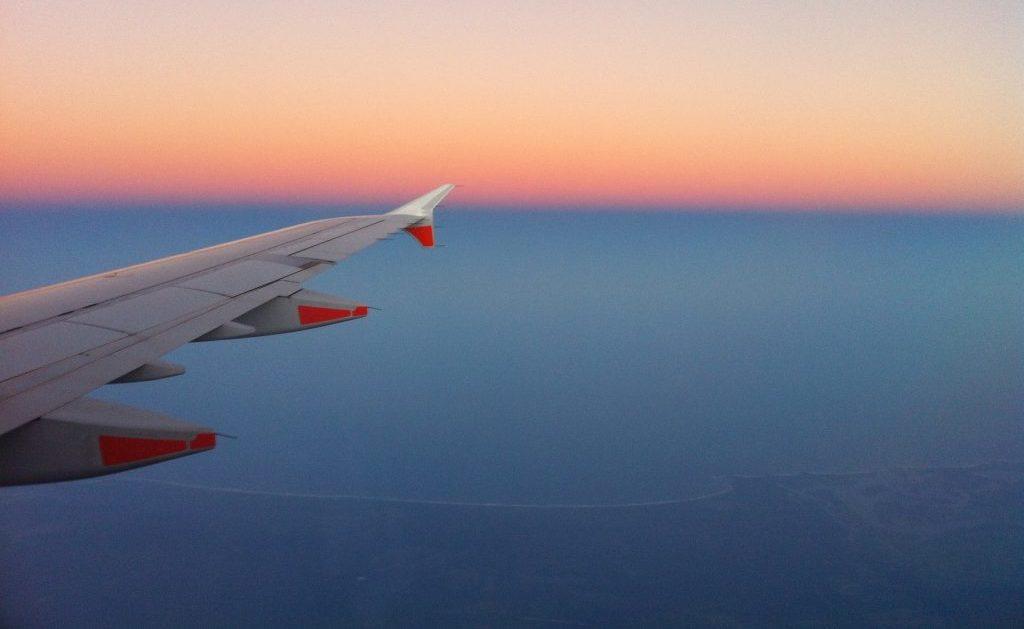 air travel, wellness travel