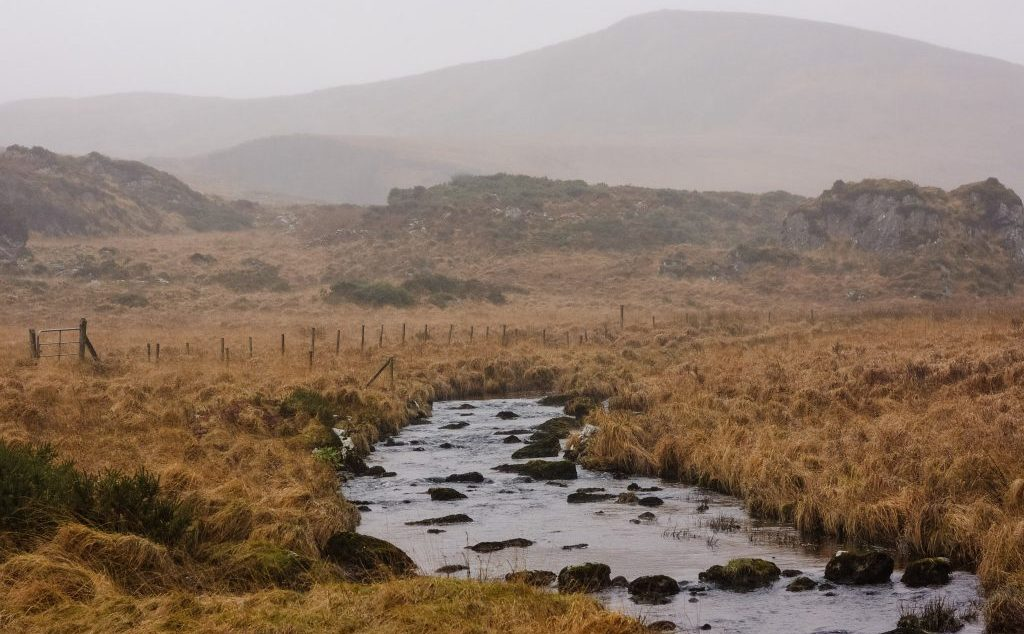 Hiking the Old Kenmare Road in Kerry, Ireland