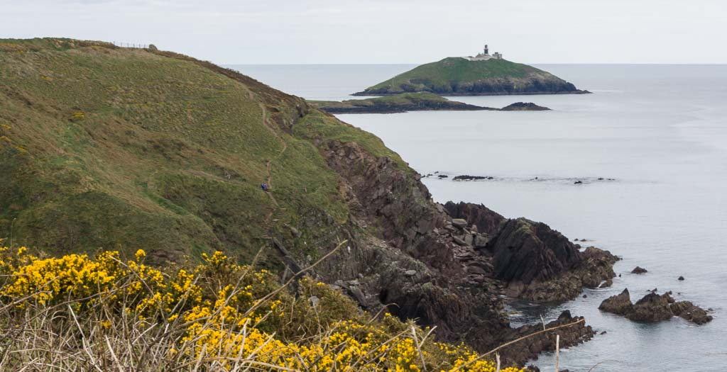 coastal walks in cork - Ballycotton
