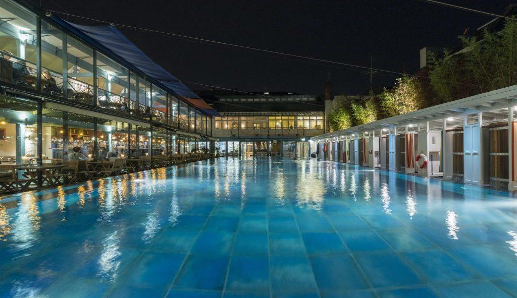 The Lido in Bristol, UK - spa in Bristol