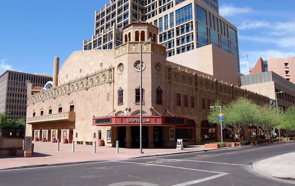 Orpheum Theatre, places to relax in Phoenix, Arizona