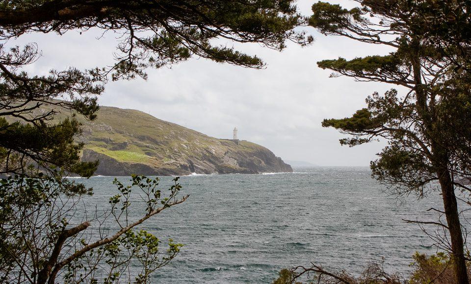 Ring of Beara - Dunboy Castle walk