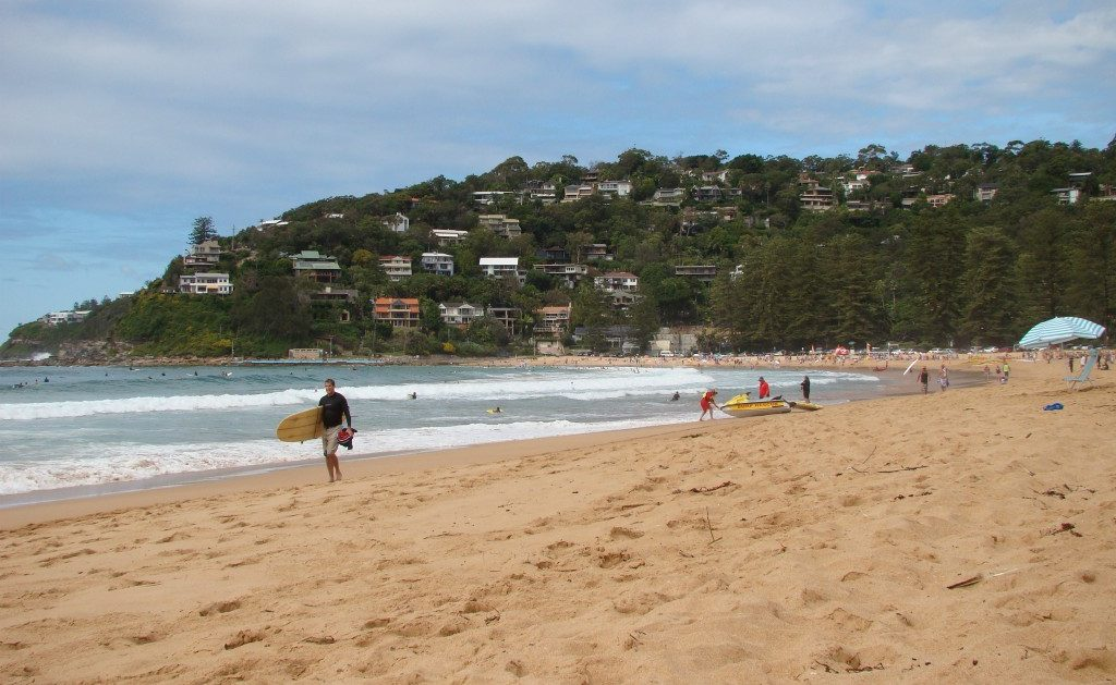 Palm Beach, serenity in Australia
