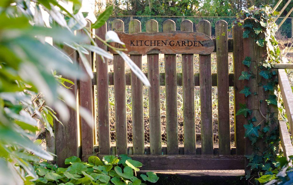 Dunbrody House Hotel kitchen garden
