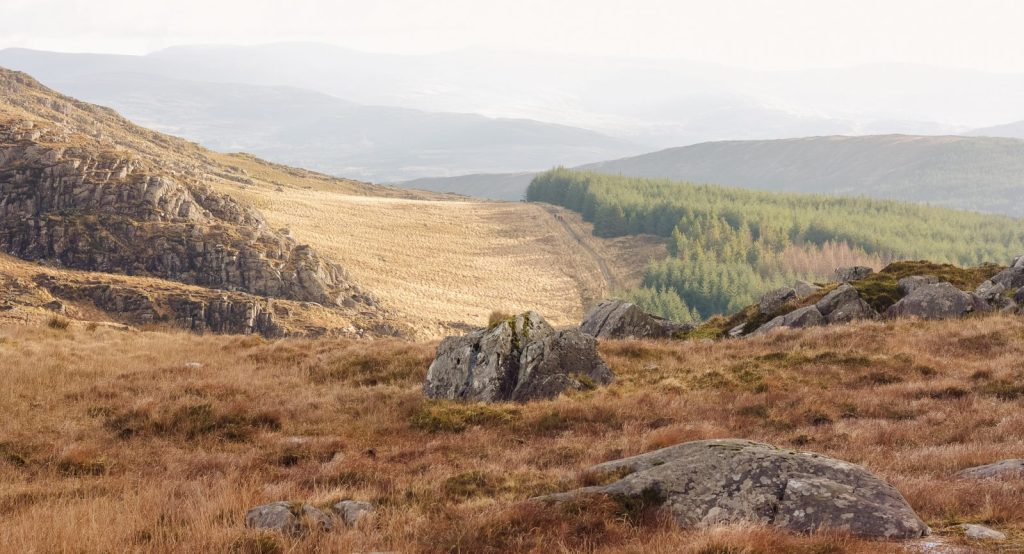 Things to do in Killarney - hiking the old kenmare road