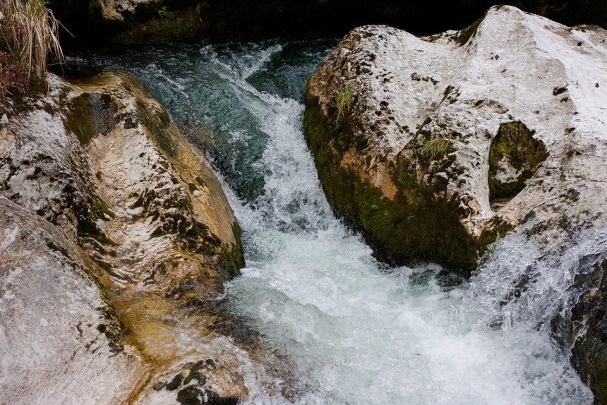 Mostnica Gorge, hiking in Slovenia