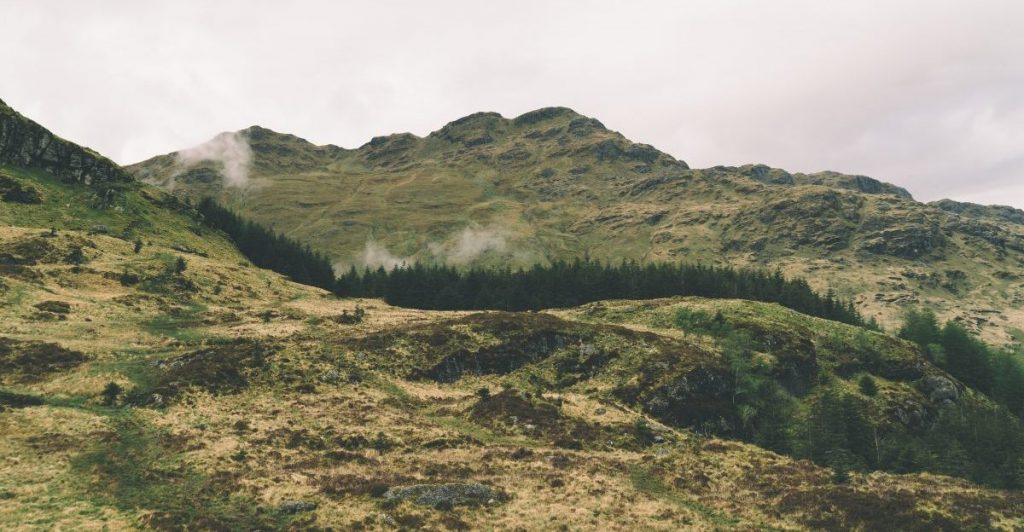 The Annandale Way, Scotland