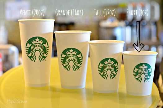 Starbucks Sizes Explained Ifod Interesting Facts Of