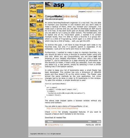 asp-conquermarks