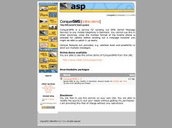 asp-conquersms