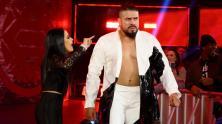 Andrade WWE Champion