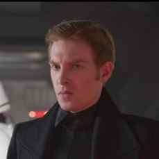 The Rise of Skywalker Hux